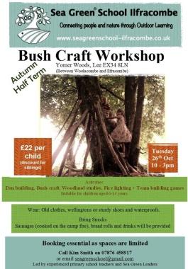 autumn-bush-craft