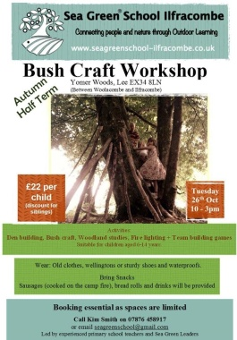 autumn-bush-craft