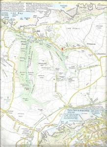 croydecyclemap Yomer Wood